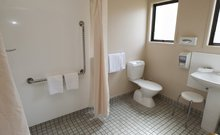 Studio (Disability Bathroom)