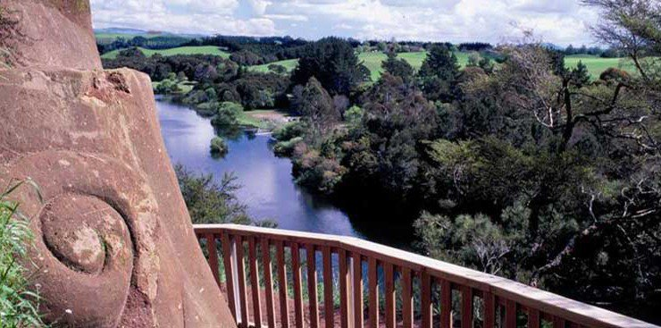 The Waikato River Trail